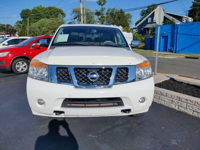 2010 Nissan Armada for sale in Runnemede, NJ