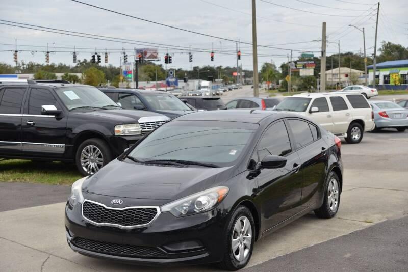 2016 Kia Forte for sale at Motor Car Concepts II - Kirkman Location in Orlando FL