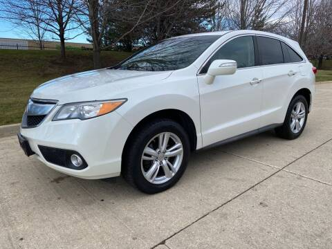 2013 Acura RDX for sale at Western Star Auto Sales in Chicago IL