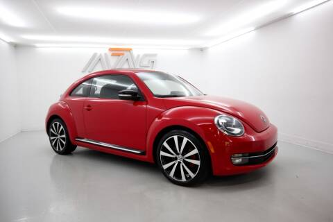 2012 Volkswagen Beetle for sale at Alta Auto Group LLC in Concord NC