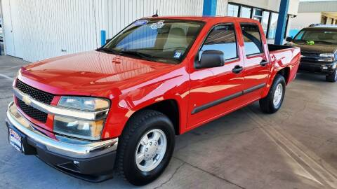 2008 Chevrolet Colorado for sale at Bob Ross Motors in Tucson AZ