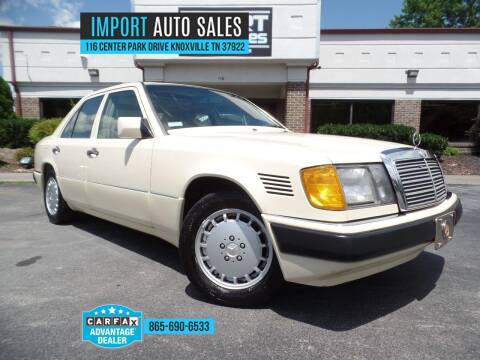 1992 Mercedes-Benz 300-Class for sale at IMPORT AUTO SALES in Knoxville TN