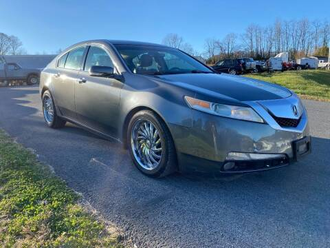 2009 Acura TL for sale at Variety Auto Sales in Abingdon VA