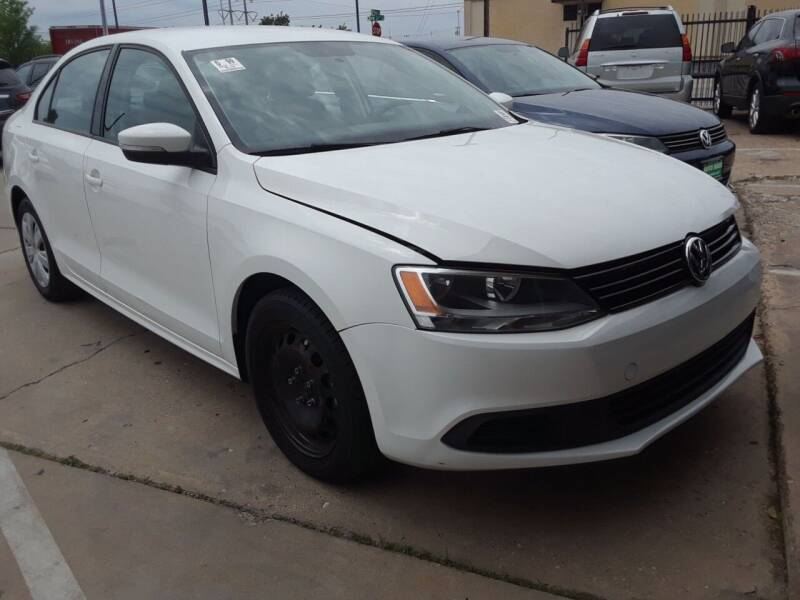2014 Volkswagen Jetta for sale at Auto Haus Imports in Grand Prairie TX
