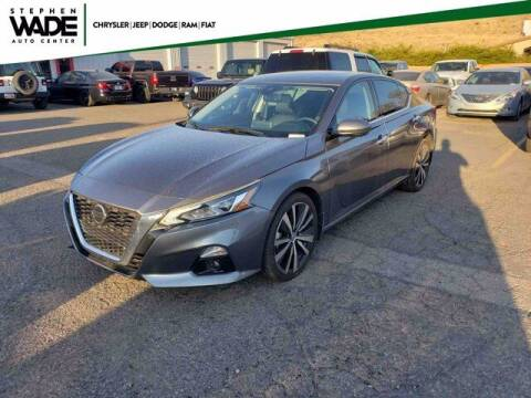 2020 Nissan Altima for sale at Stephen Wade Pre-Owned Supercenter in Saint George UT