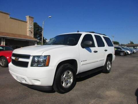 2008 Chevrolet Tahoe for sale at Import Motors in Bethany OK