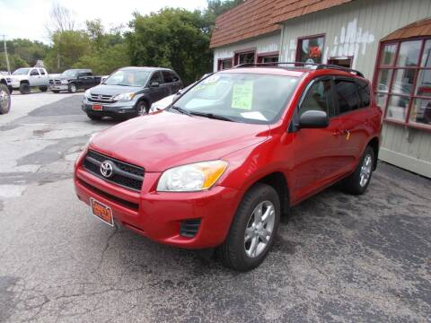2011 Toyota RAV4 for sale at Careys Auto Sales in Rutland VT