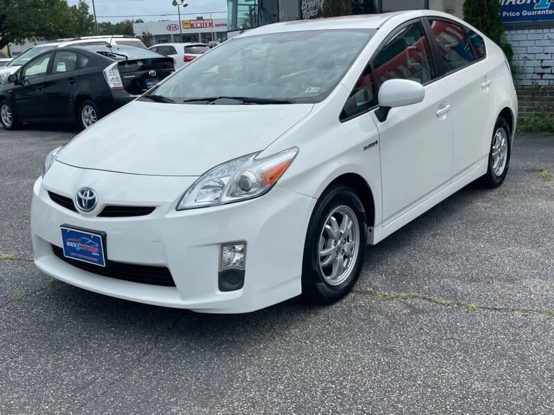 2010 Toyota Prius for sale at Mack 1 Motors in Fredericksburg VA