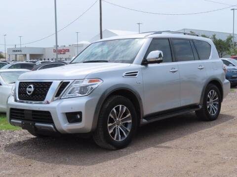 2019 Nissan Armada for sale at BIG STAR HYUNDAI in Houston TX
