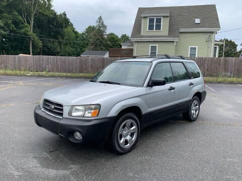2004 Subaru Forester for sale at Pristine Auto in Whitman MA