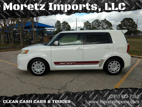 2011 Scion xB for sale at Moretz Imports, LLC in Spring TX