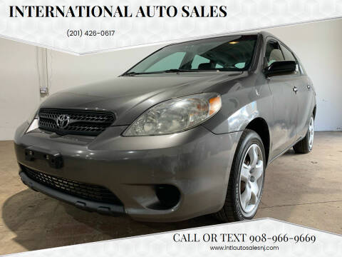 2007 Toyota Matrix for sale at International Auto Sales in Hasbrouck Heights NJ