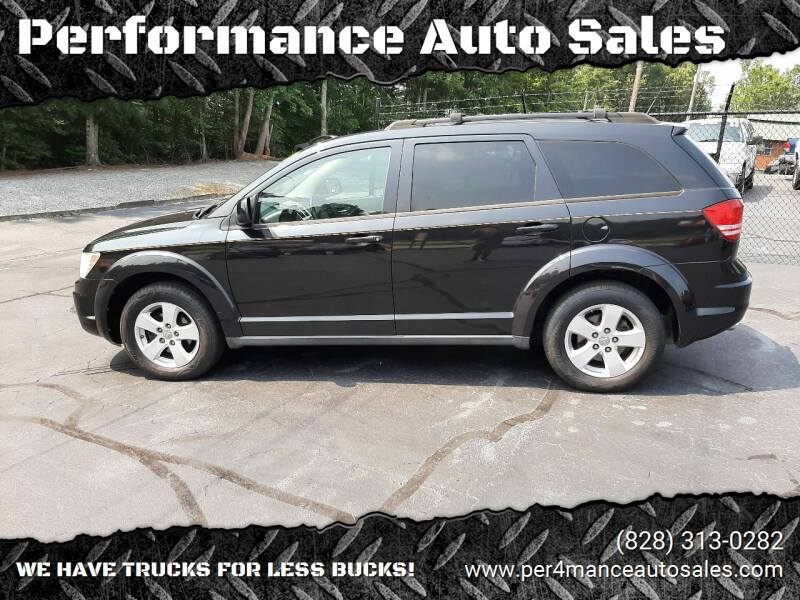 2010 Dodge Journey for sale at Performance Auto Sales in Hickory NC