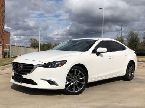 2016 Mazda MAZDA6 for sale at AUTO DIRECT in Houston TX
