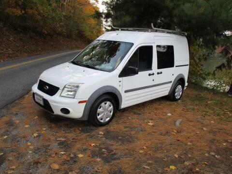 2011 Ford Transit Connect for sale at W.R. Barnhart Auto Sales in Altoona PA
