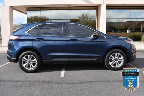 2017 Ford Edge for sale at GOLDIES MOTORS in Phoenix AZ