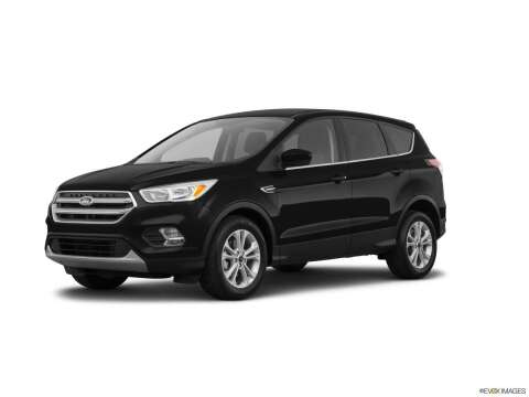 2017 Ford Escape for sale at Griffeth Mitsubishi - Pre-owned in Caribou ME