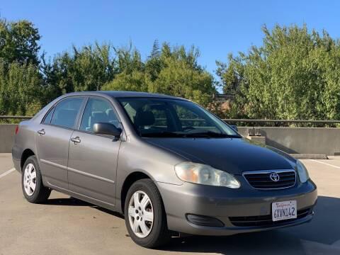 2005 Toyota Corolla for sale at AutoAffari LLC in Sacramento CA