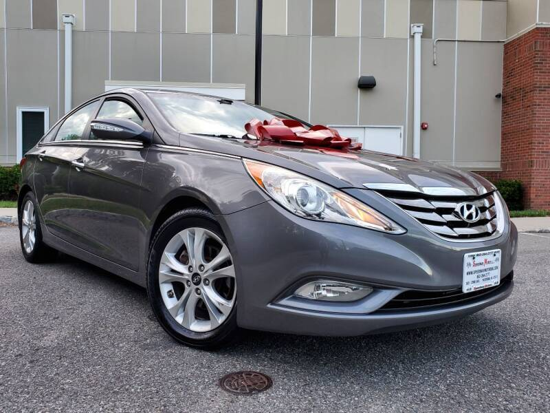 2011 Hyundai Sonata for sale at Speedway Motors in Paterson NJ