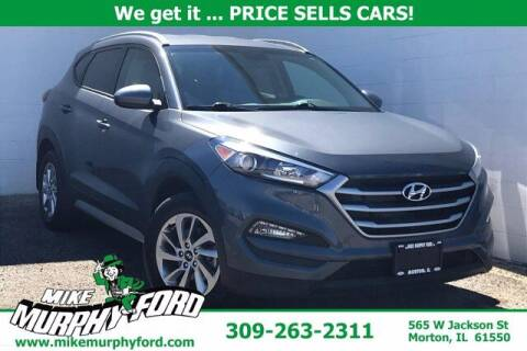 2018 Hyundai Tucson for sale at Mike Murphy Ford in Morton IL