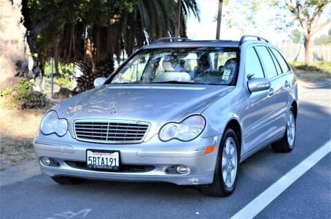 2003 Mercedes-Benz C-Class for sale at Brand Motors llc in Belmont CA