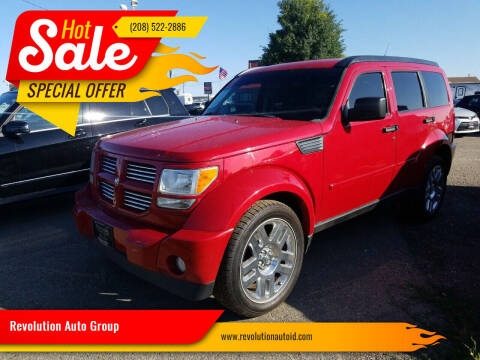 2011 Dodge Nitro for sale at Revolution Auto Group in Idaho Falls ID