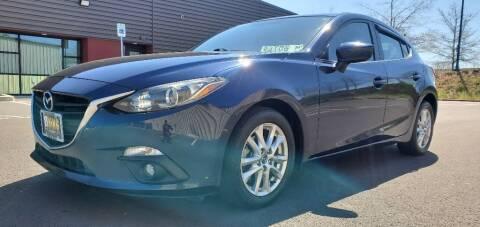 2016 Mazda MAZDA3 for sale at VIking Auto Sales LLC in Salem OR