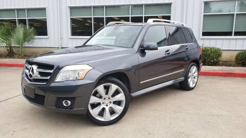 2010 Mercedes-Benz GLK for sale at Houston Auto Preowned in Houston TX