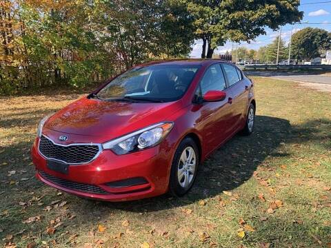 2016 Kia Forte for sale at CItywide Auto Credit in Oregon OH