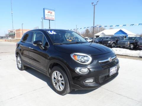 2016 FIAT 500X for sale at America Auto Inc in South Sioux City NE