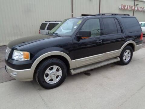 2005 Ford Expedition for sale at De Anda Auto Sales in Storm Lake IA