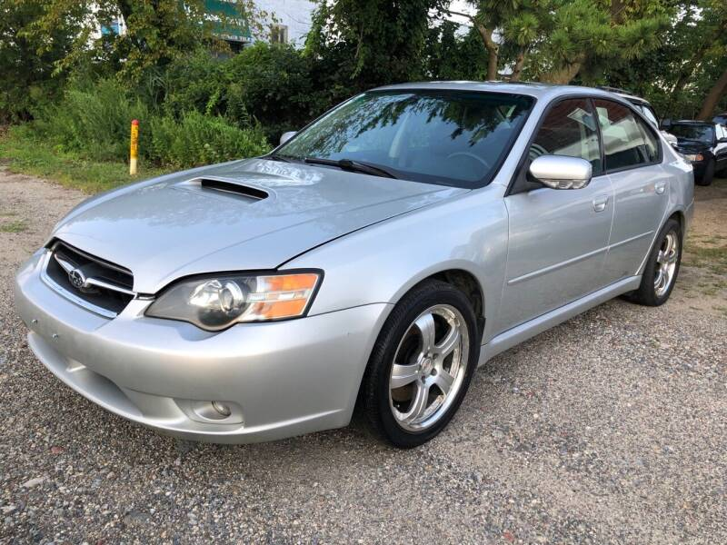 2005 Subaru Legacy for sale at Autos Under 5000 + JR Transporting in Island Park NY