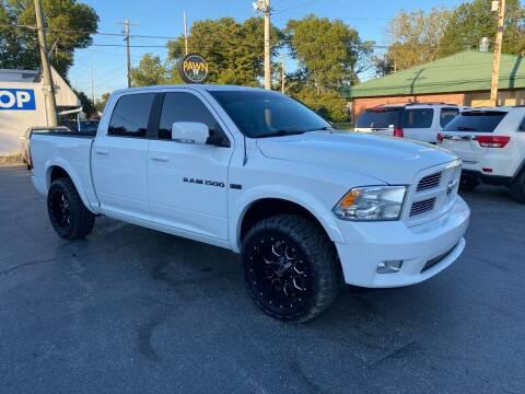 2011 RAM Ram Pickup 1500 for sale at Brucken Motors in Evansville IN