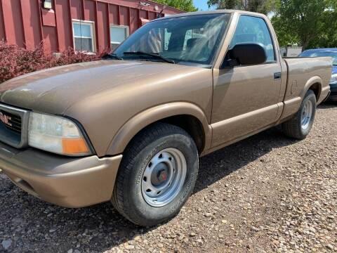 2003 GMC Sonoma for sale at Autos Trucks & More in Chadron NE