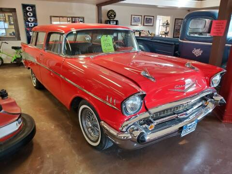 1957 Chevrolet Nomad for sale at Pikes Peak Motor Co in Penrose CO