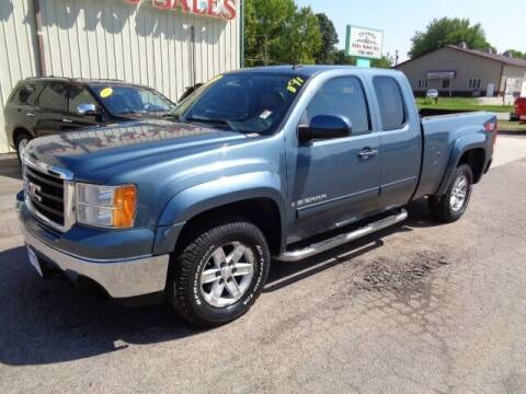 2007 GMC Sierra 1500 for sale at De Anda Auto Sales in Storm Lake IA