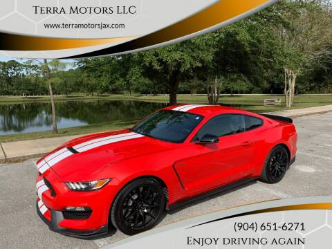 2017 Ford Mustang for sale at Terra Motors LLC in Jacksonville FL