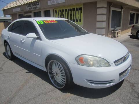2013 Chevrolet Impala for sale at Cars Direct USA in Las Vegas NV