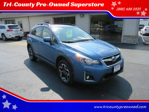 2016 Subaru Crosstrek for sale at Tri-County Pre-Owned Superstore in Reynoldsburg OH