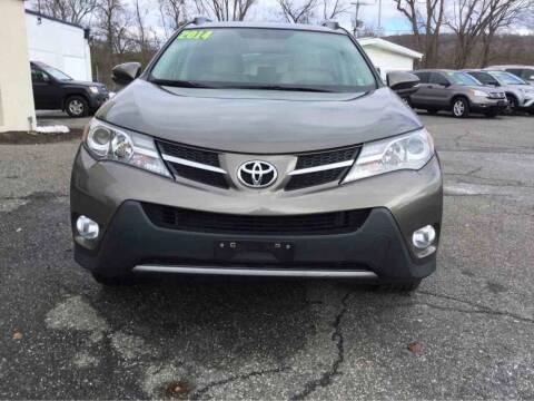 2014 Toyota RAV4 for sale at Techno Motors in Danbury CT
