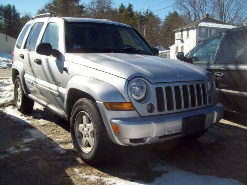 2006 Jeep Liberty for sale at Frank Coffey in Milford NH