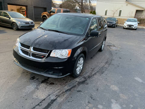 2017 Dodge Grand Caravan for sale at Car Now LLC in Madison Heights MI