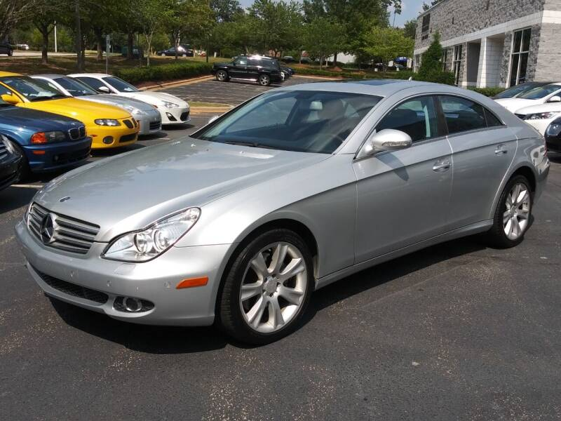 2008 Mercedes-Benz CLS for sale at Weaver Motorsports Inc in Cary NC