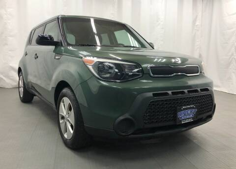 2014 Kia Soul for sale at Direct Auto Sales in Philadelphia PA