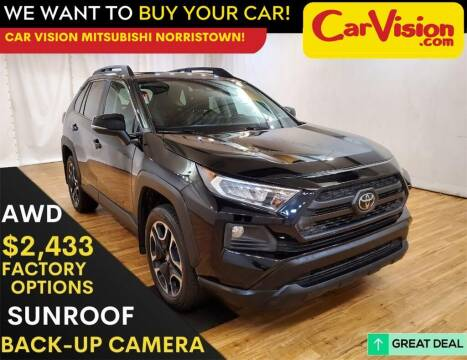 2019 Toyota RAV4 for sale at Car Vision Mitsubishi Norristown in Trooper PA