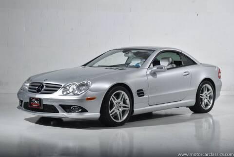 2007 Mercedes-Benz SL-Class for sale at Motorcar Classics in Farmingdale NY