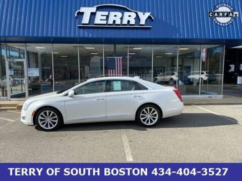 2016 Cadillac XTS for sale at Terry of South Boston in South Boston VA
