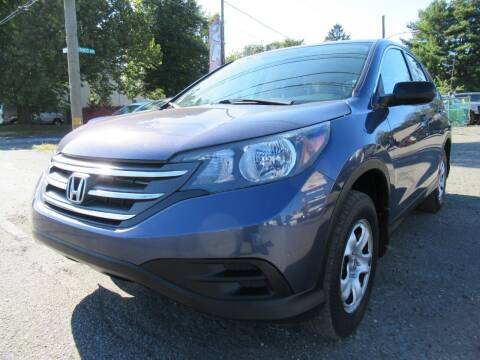 2013 Honda CR-V for sale at PRESTIGE IMPORT AUTO SALES in Morrisville PA