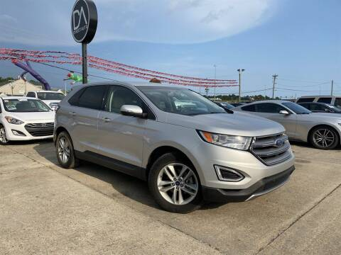 2016 Ford Edge for sale at Direct Auto in D'Iberville MS