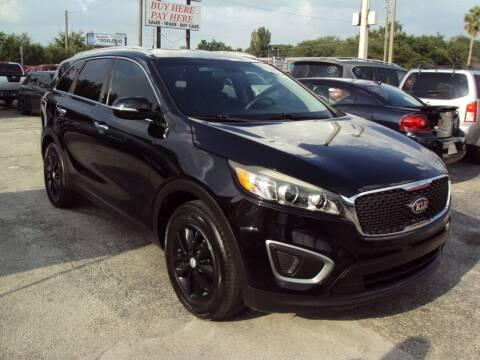 2016 Kia Sorento for sale at Mars auto trade llc in Kissimmee FL
